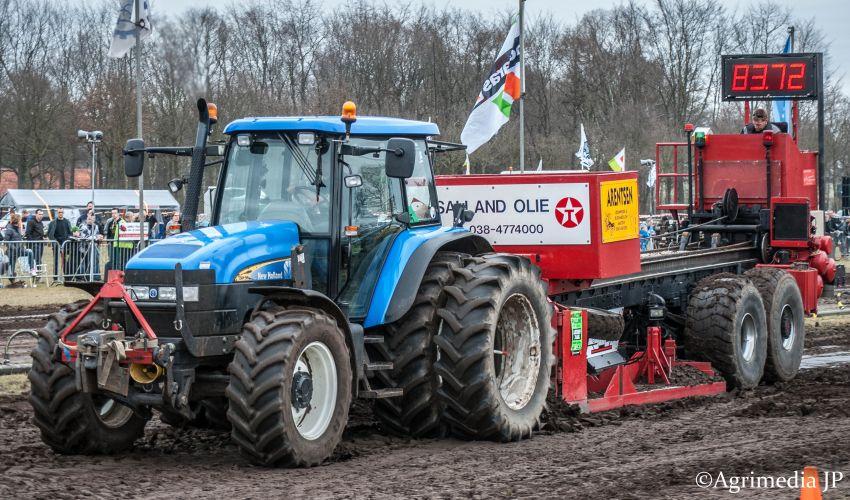 New Holland TM 130