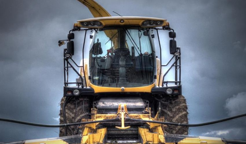 New Holland Hakselaar