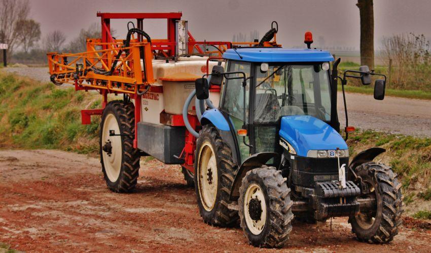 New Holland TD 90 D