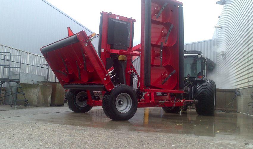 New Holland TN 75N