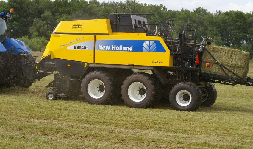 New Holland BB 940 A