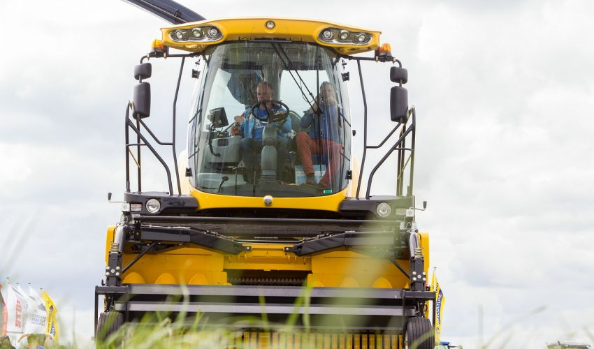 New Holland FR 500