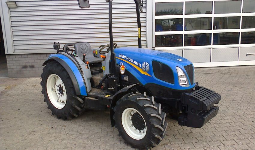New Holland T 3.55F