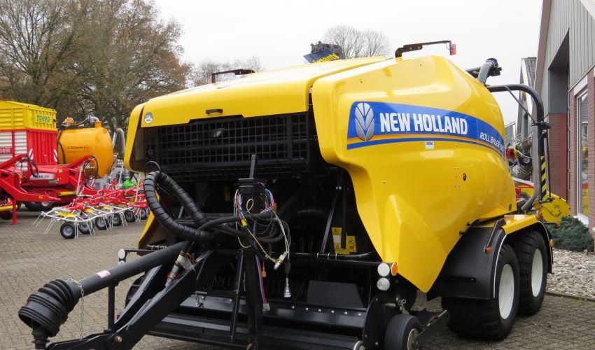 New Holland Roll Baler 135 Combi