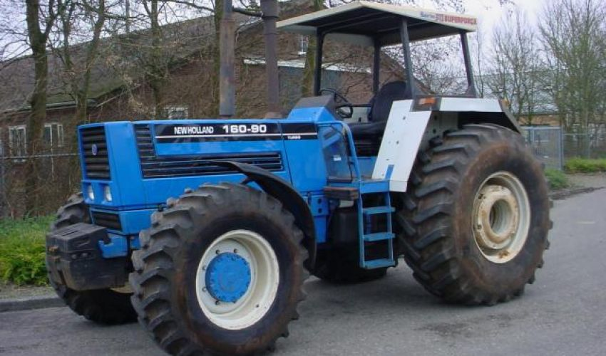 New Holland 160-90