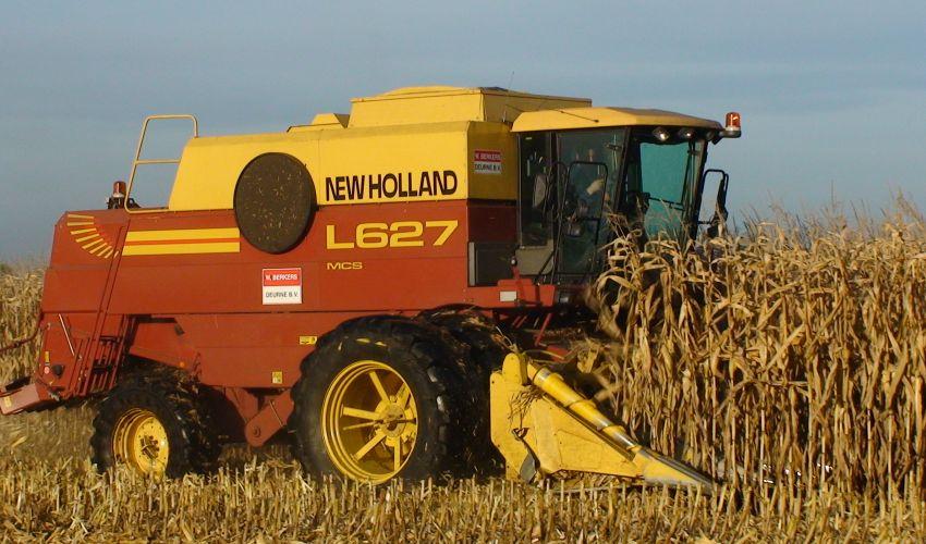 New Holland L627