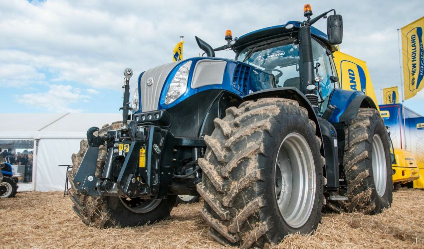 New Holland T 8 serie