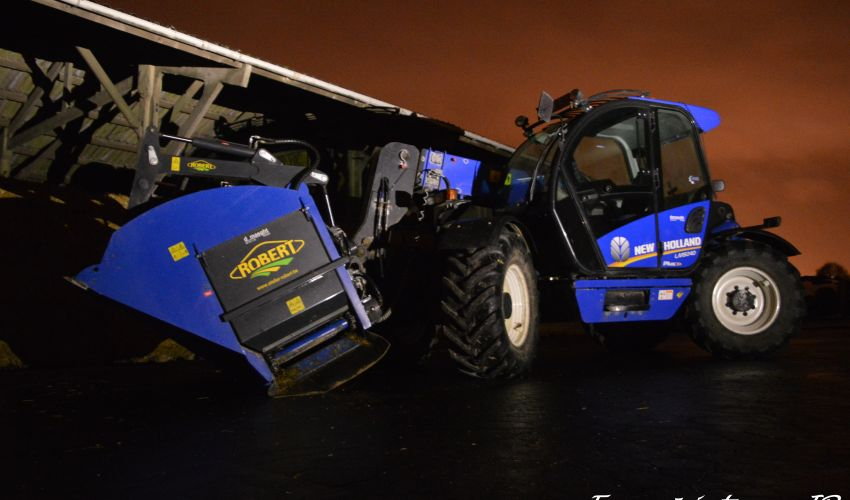 New Holland Verreiker