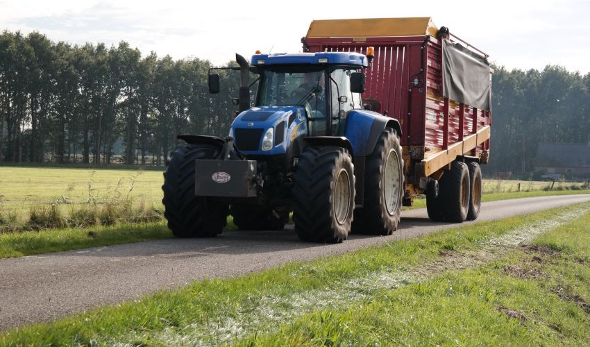 New Holland T 7500