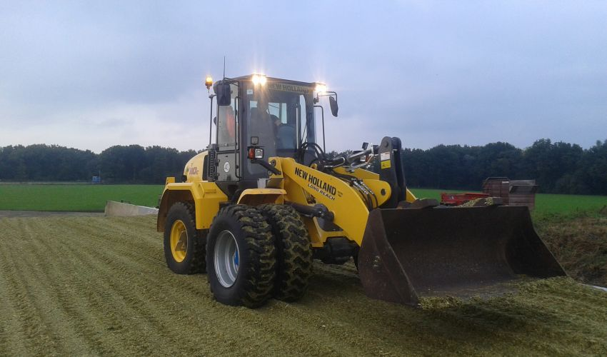 New Holland W 110 B