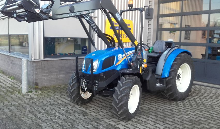 New Holland TD 4.70
