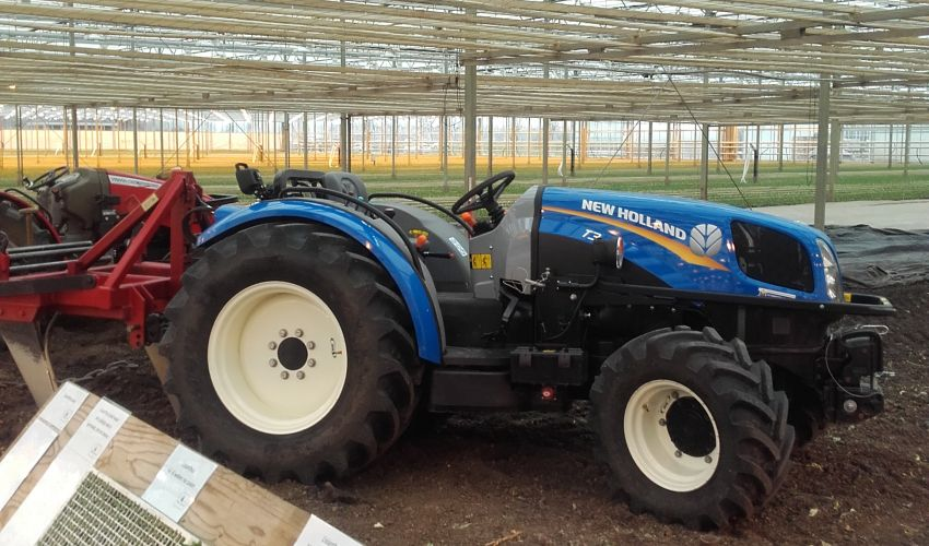 New Holland T 3.65