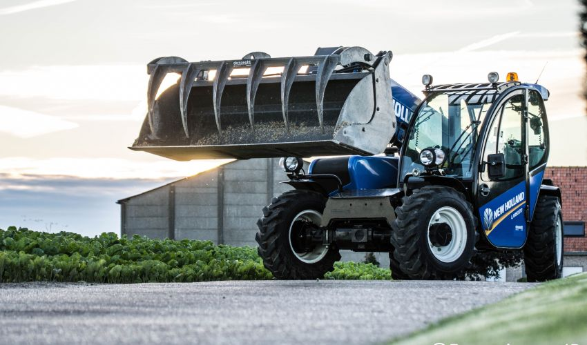 New Holland LM 5000 serie
