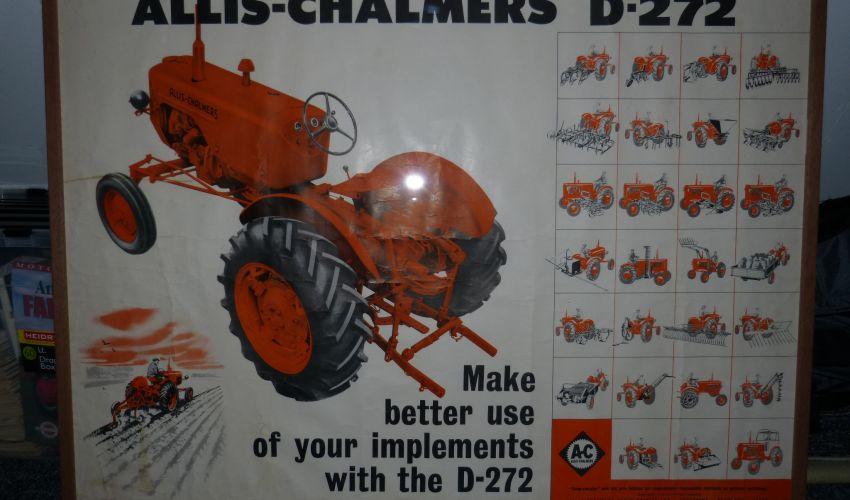Allis-Chalmers Folder