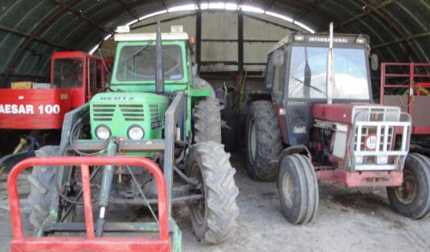 Onbekend Tractoren