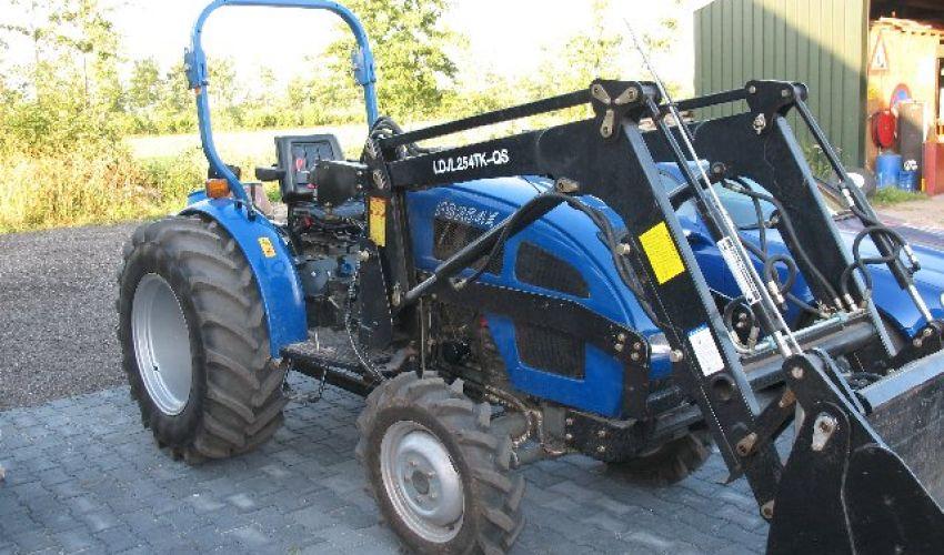 Lenar Tractor Parts : Lenar ii specs and data united kingdom