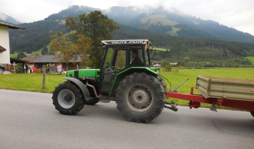 Deutz-Fahr DX 3.500