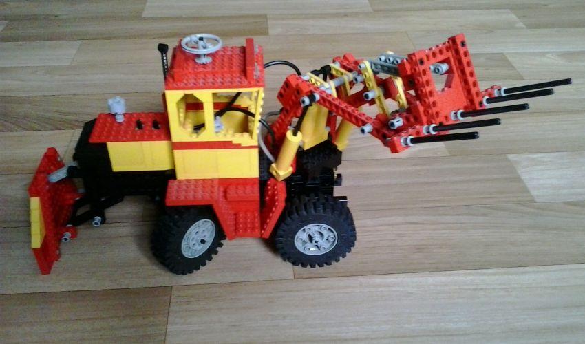 Onbekend Lego technic
