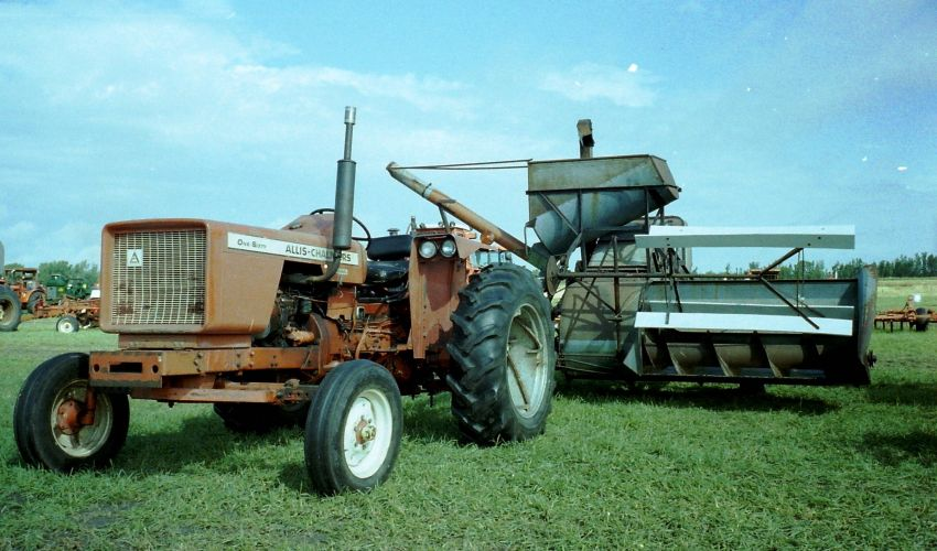 Allis-Chalmers One-Sixty