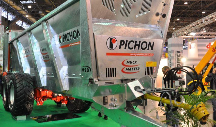 Pichon mestwagen