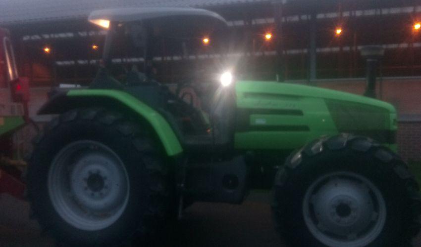 Deutz-Fahr Agrotrac 115