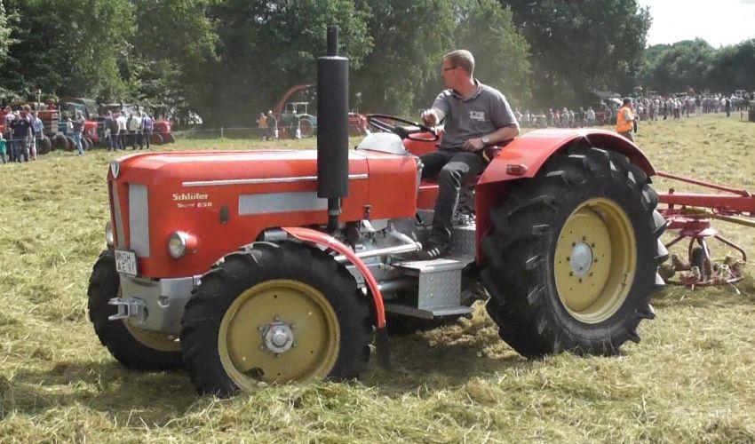 Schlüter S 650 V