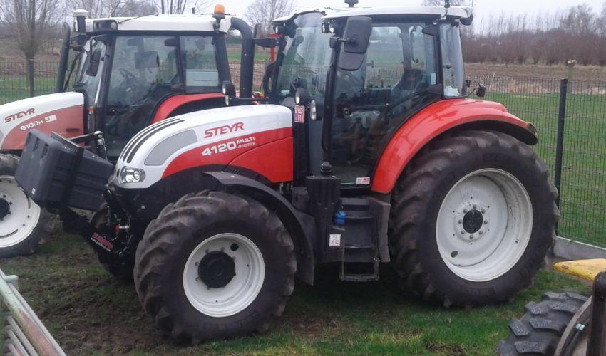 Steyr Multi 4120