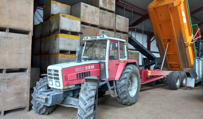Steyr 8100 Serie