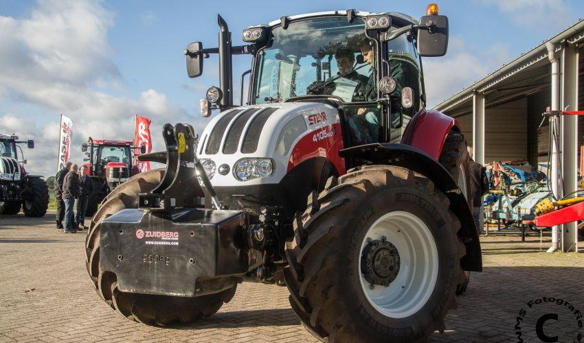 Steyr Multi 4105