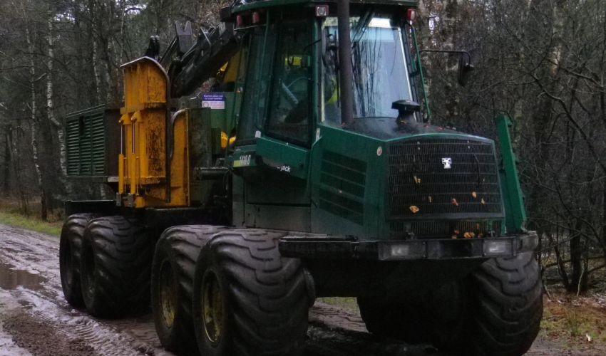 Timberjack 1410D