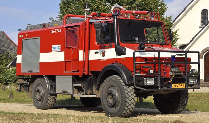 Unimog U2450L