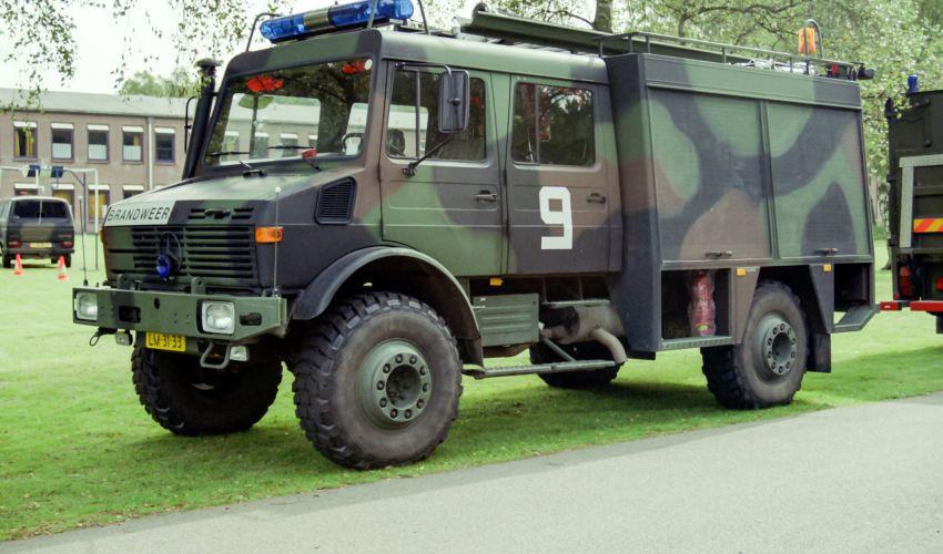 Unimog U1750
