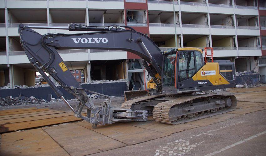 Volvo EC 250 EL
