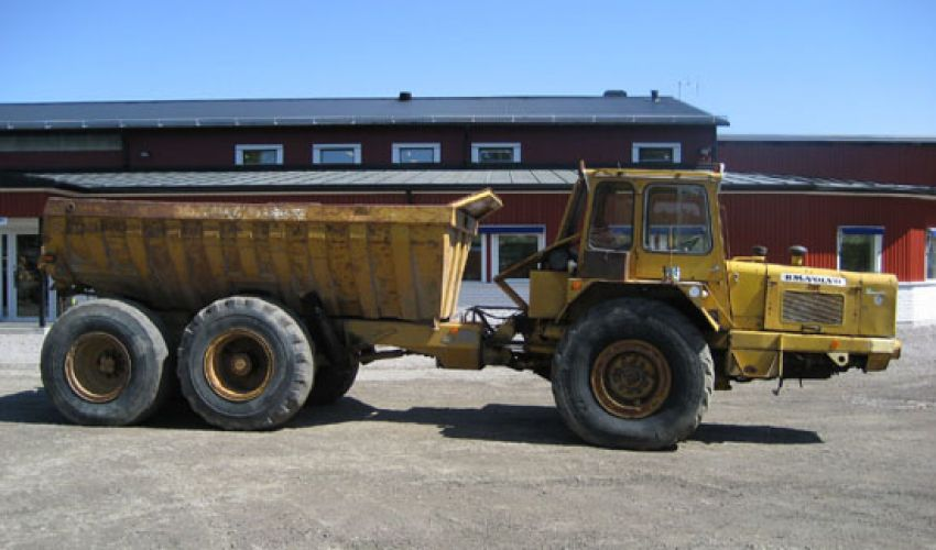 Volvo BM DR 860 TL