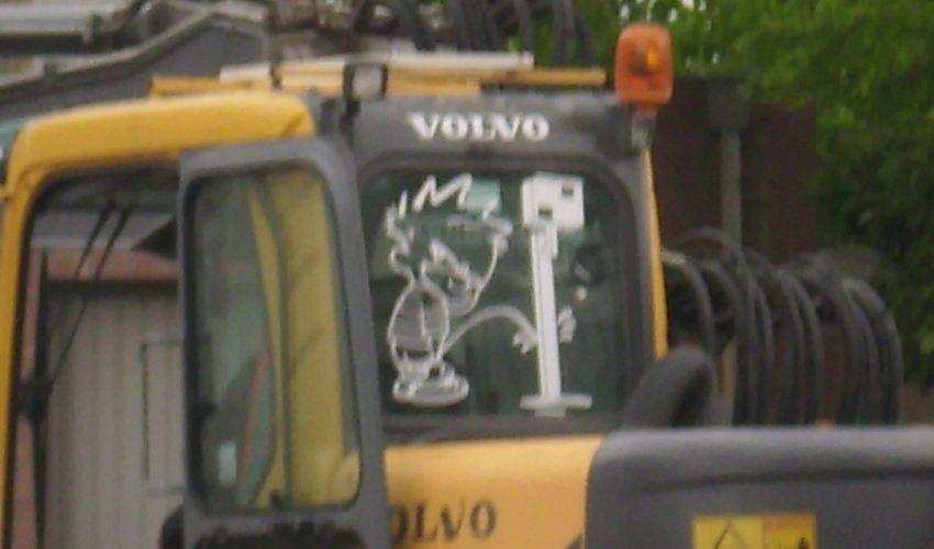 Volvo EW 160B