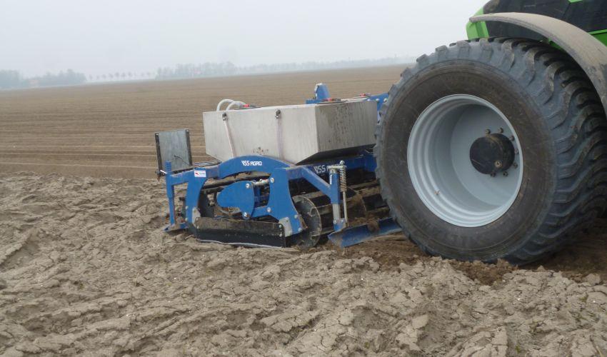 VSS Agro Cultivator