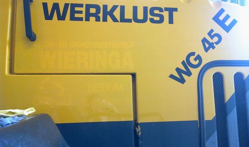Werklust WG 45E