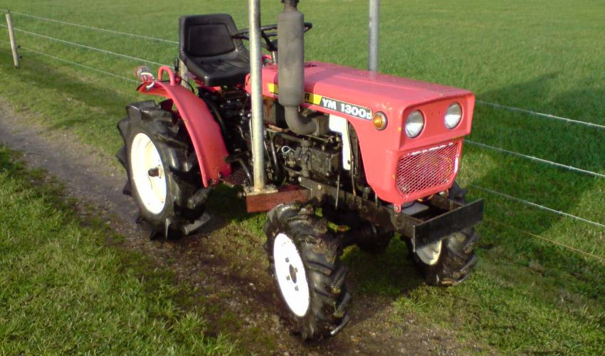 Yanmar 1300d Tractor Parts : Yanmar d specs and data united kingdom