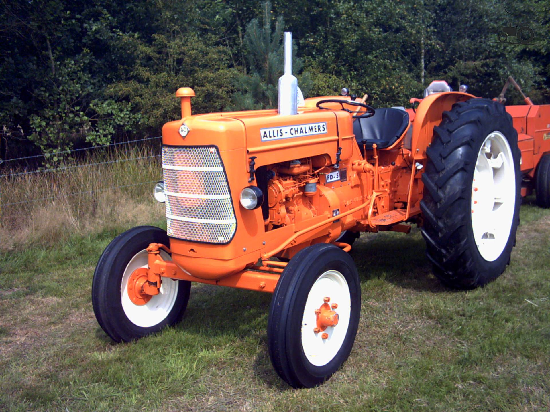 Allis Chalmers Company : Allis chalmers fd specs and data everything about the