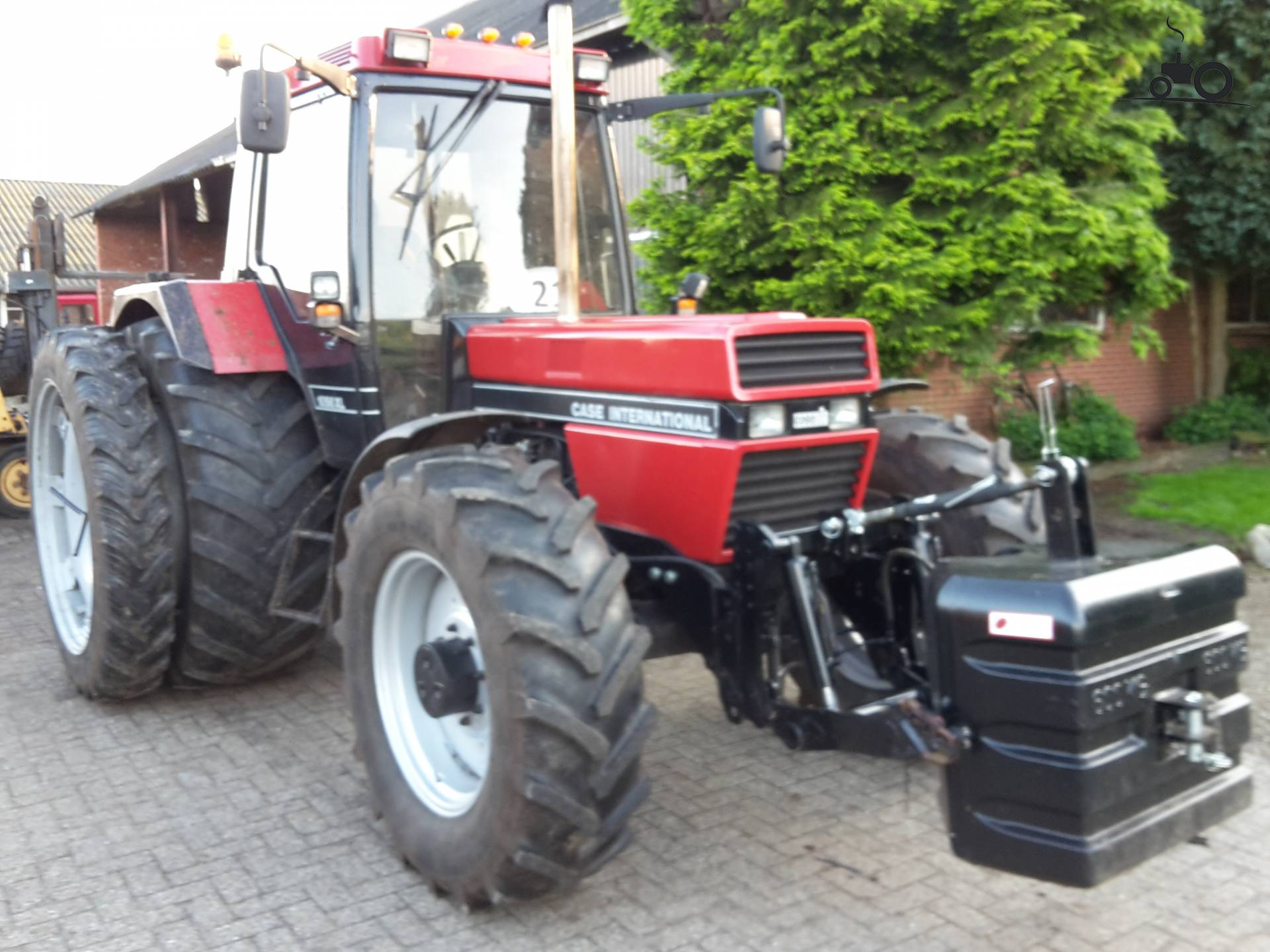 national tractor case study