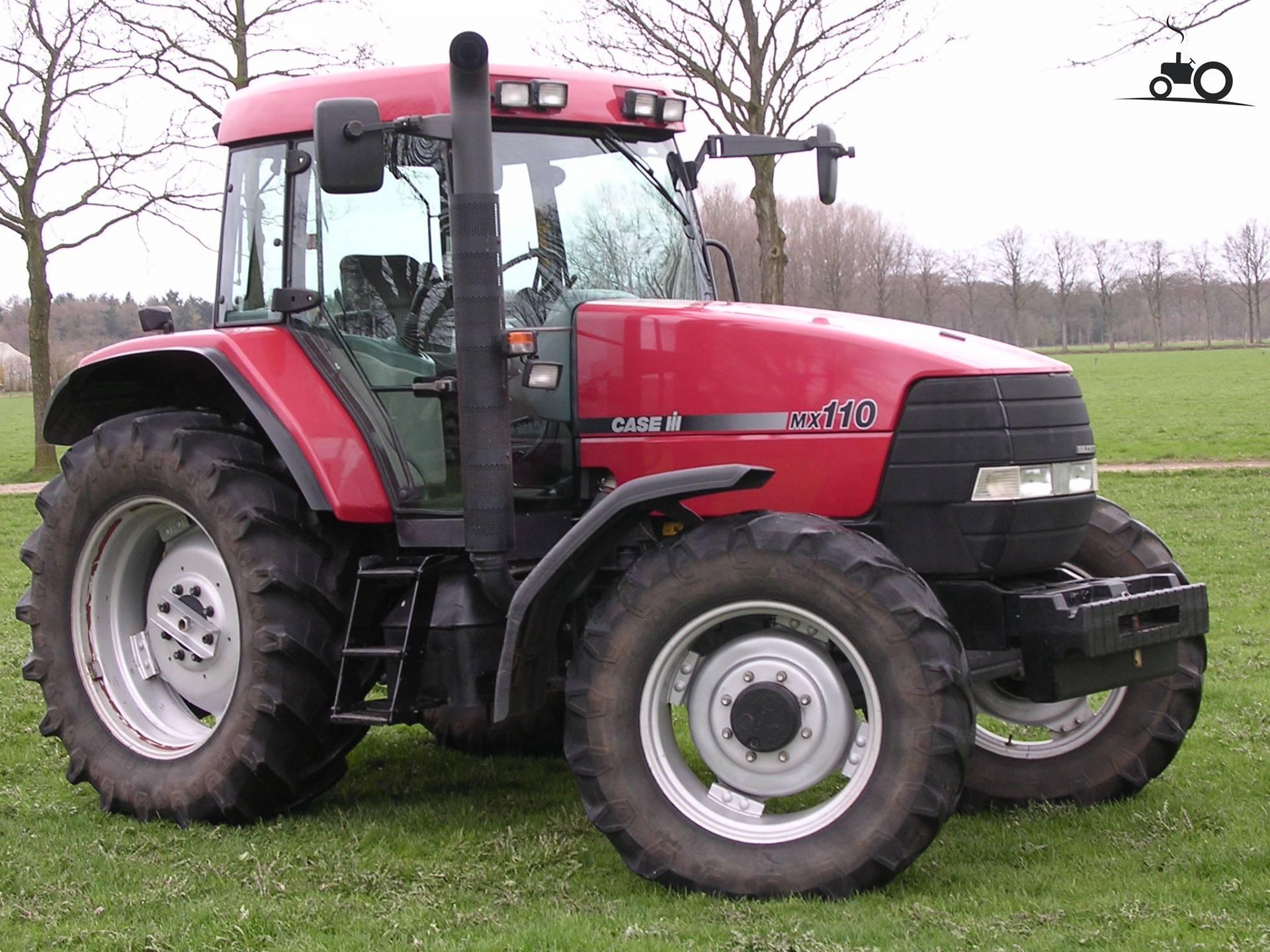 Case Tractor Mx110 : Non existent domain