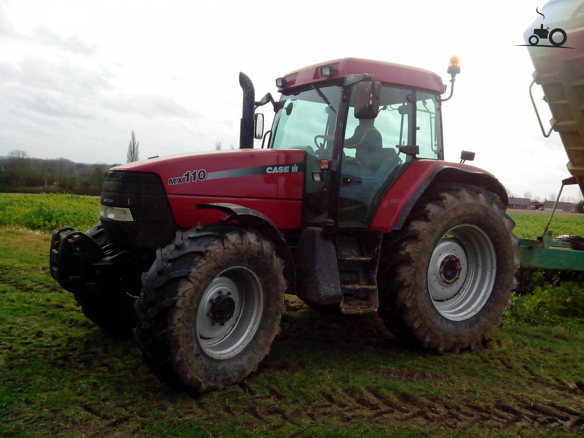 Case Tractor Mx110 : Case mx specs and data everything about the