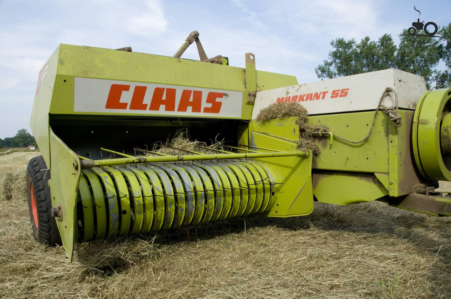 Claas Markant 55