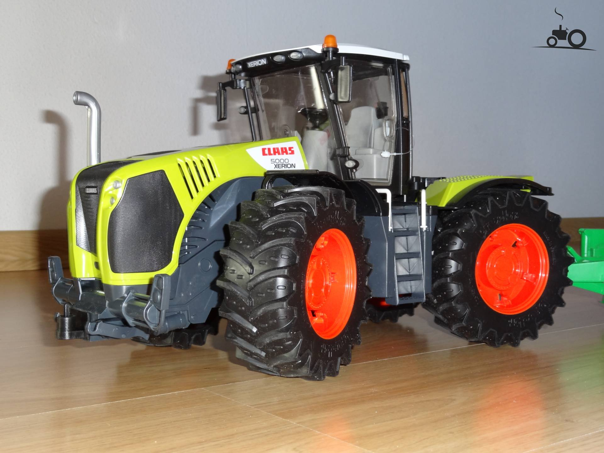 Claas Xerion 5000 #598665