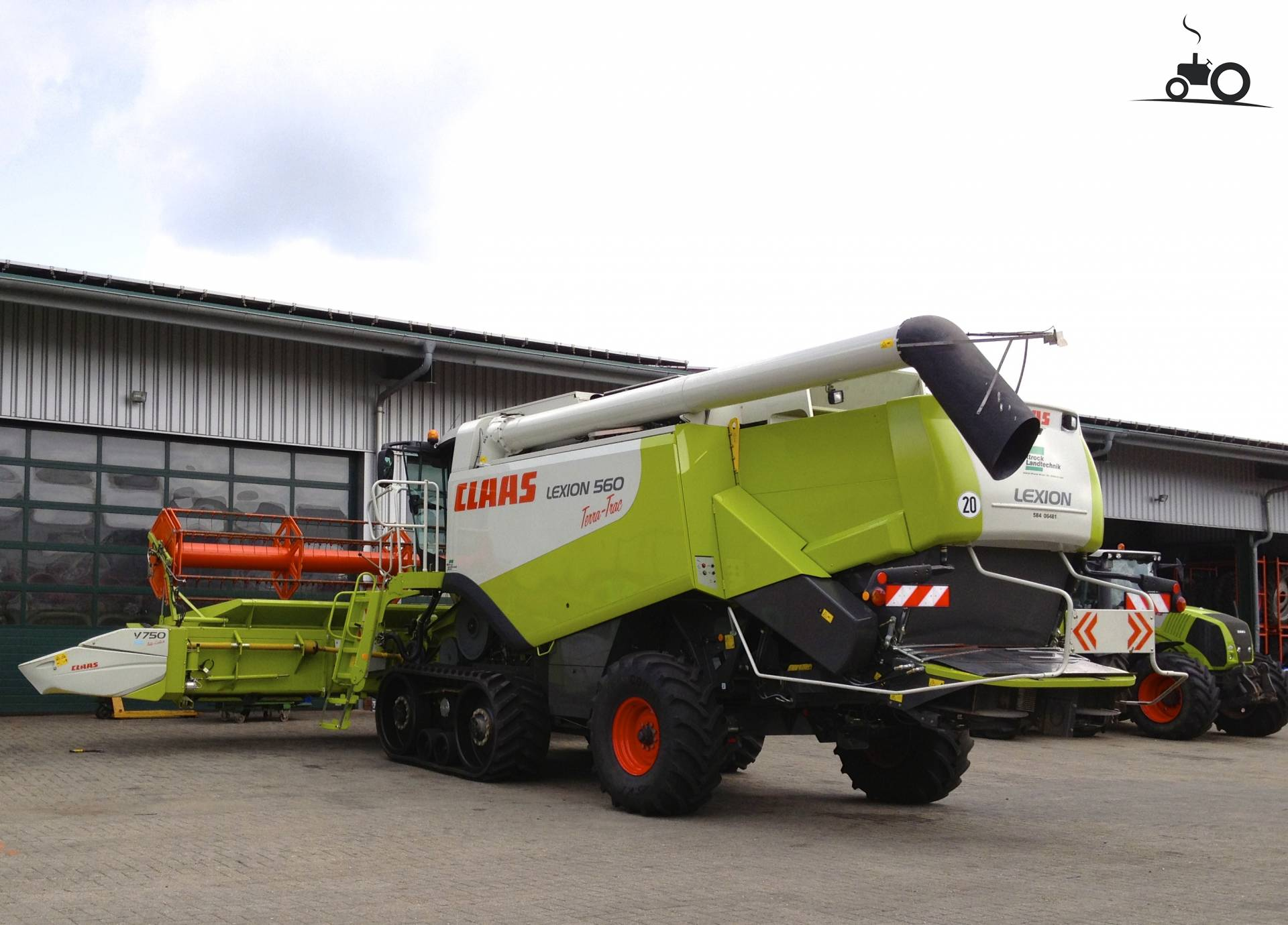 Claas Lexion 560 Specs And Data Everything About The