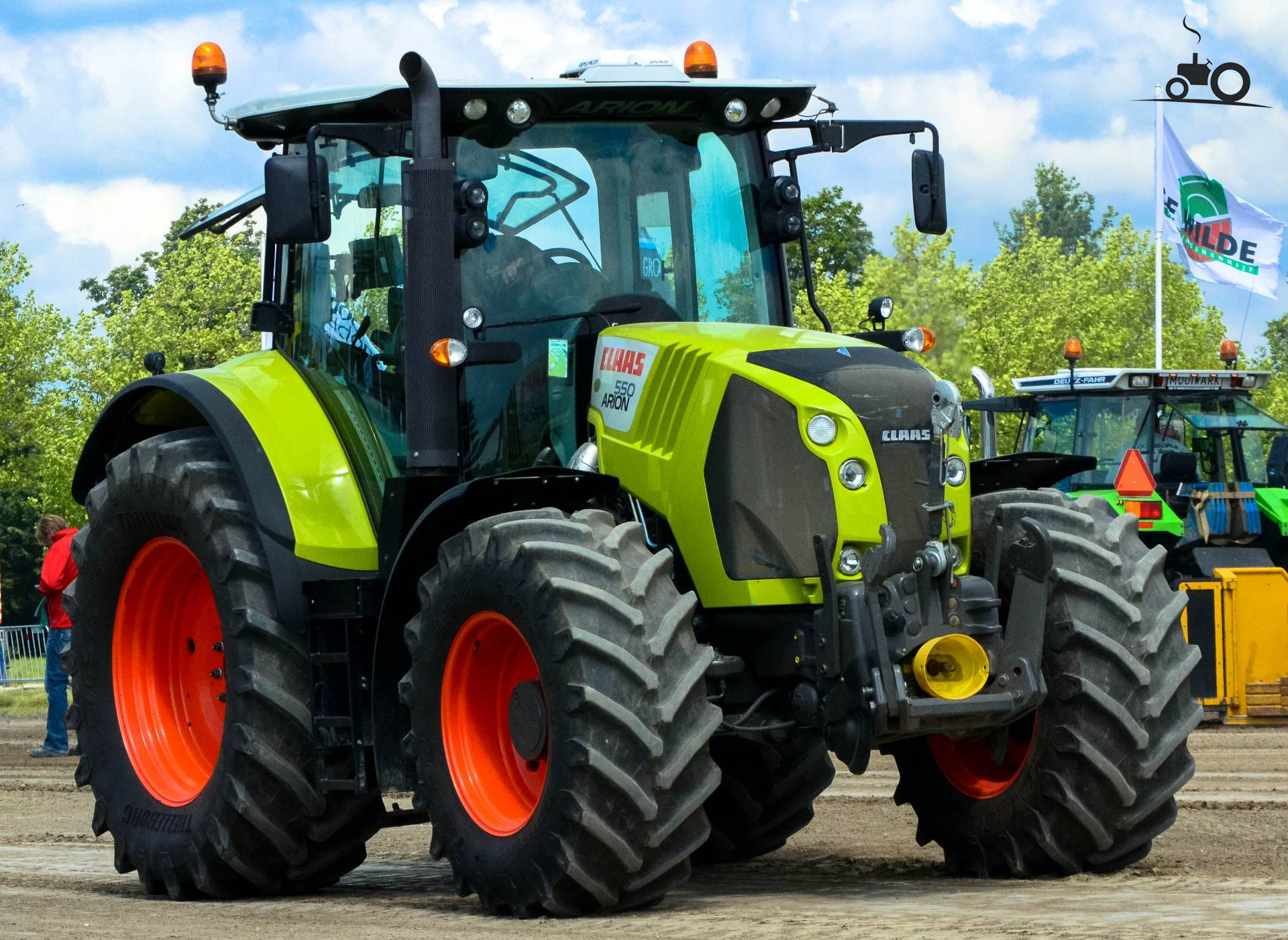 Specs >> Claas Arion 550 Specs and data - Everything about the Claas Arion 550