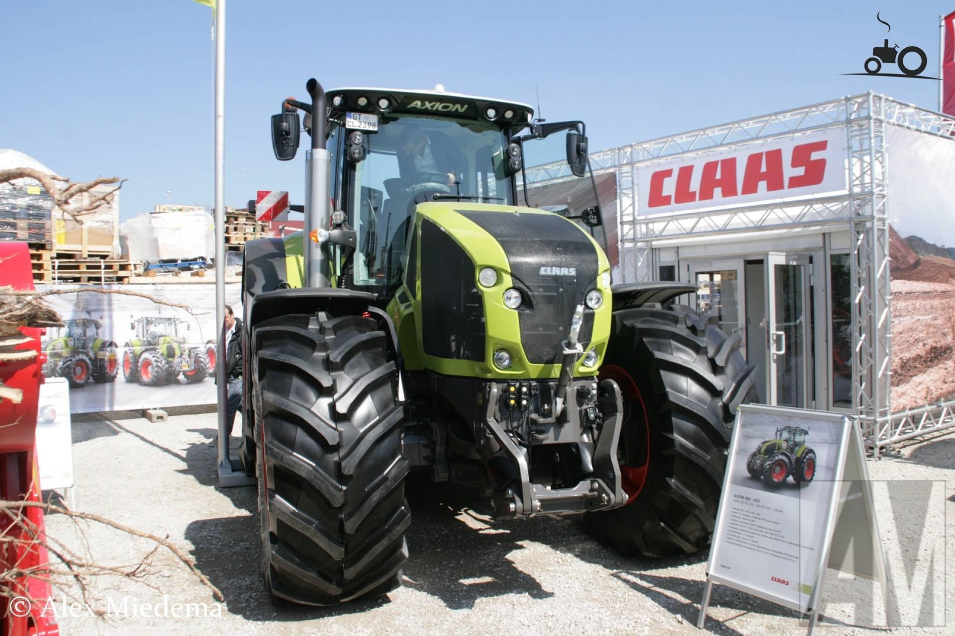 Claas Axion 950