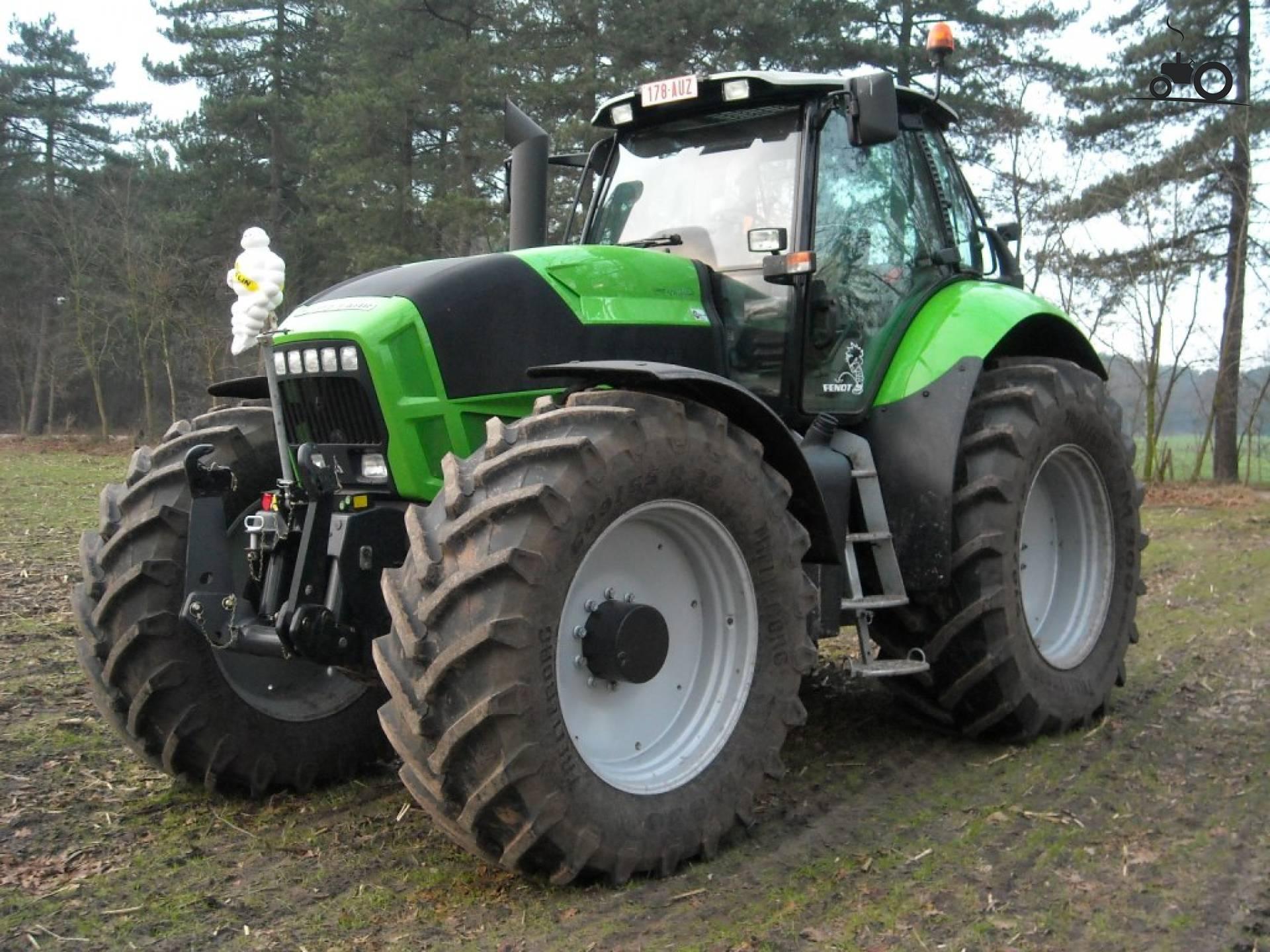 Deutz-Fahr Agrotron X 720 desde landbouw
