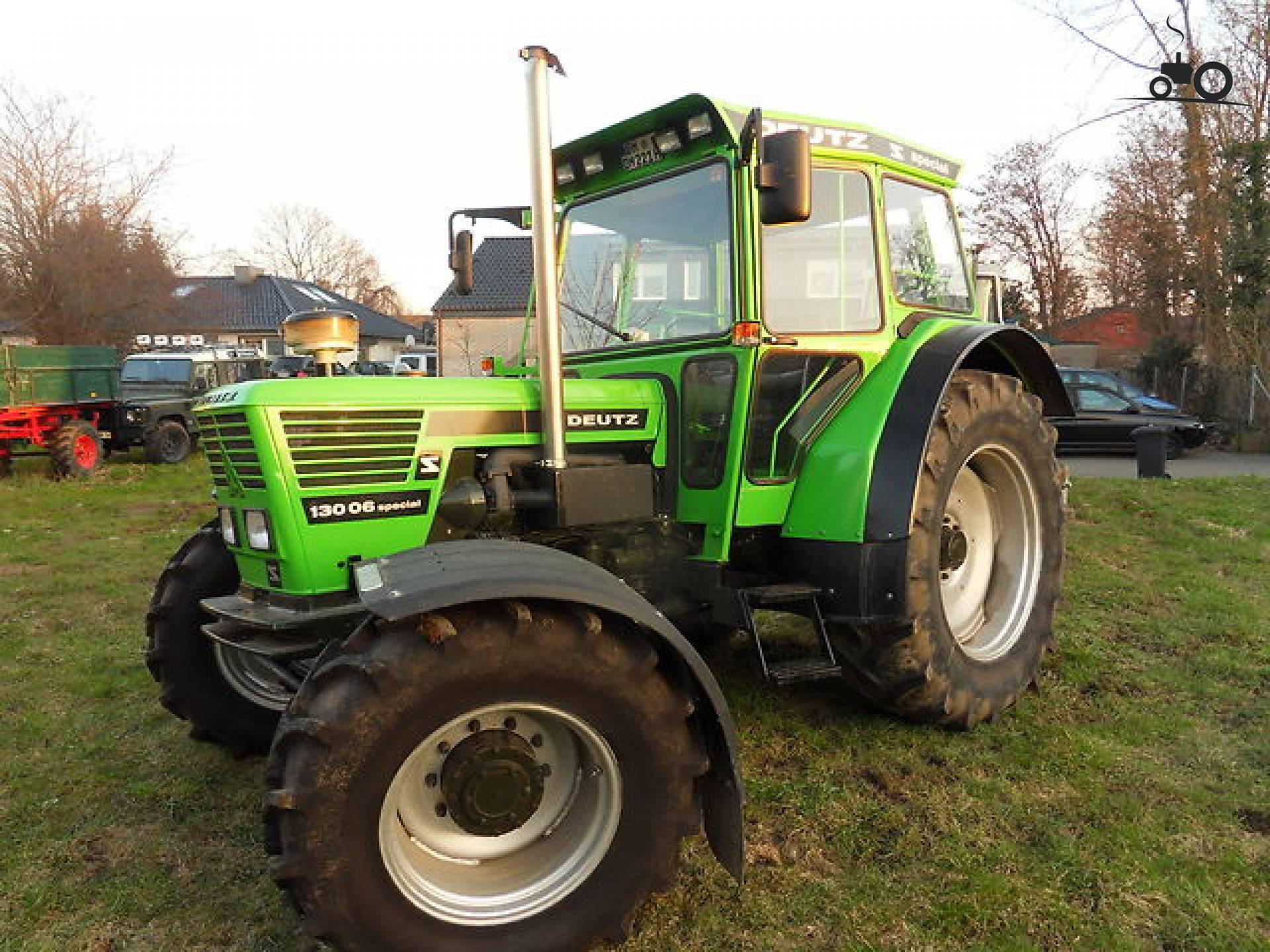 Walts Tractor Parts : Deutz tractor parts manuals