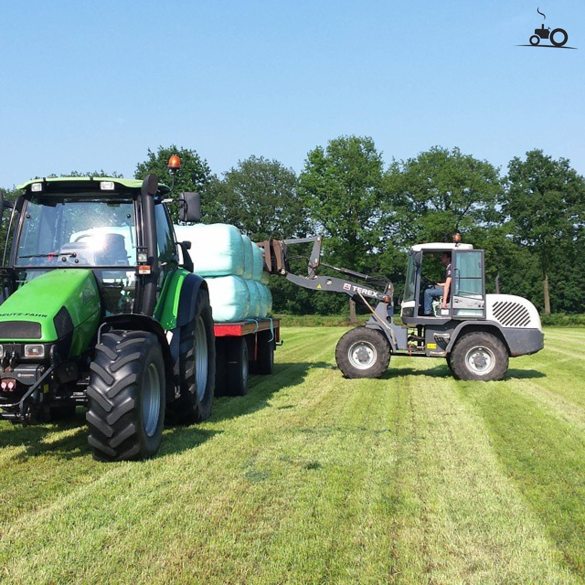 Deutz-Fahr Agrotron 80-105